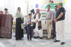 Shoes Distribution Ceremony of CHI Component at HYDERABAD (Introductory event of SPHP in (Hyderabad)