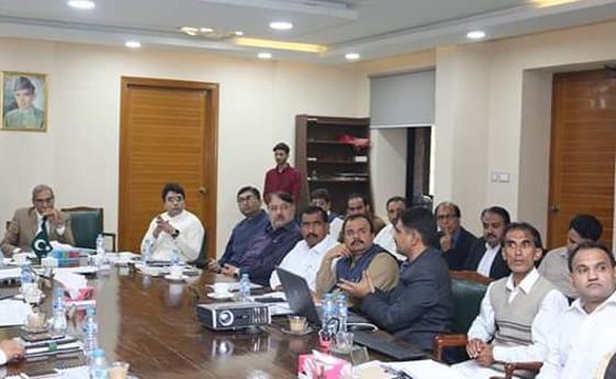Divisional Orientation of AAP at Sukkur