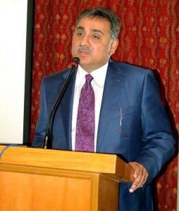 Mustafa Jamal Qazi
