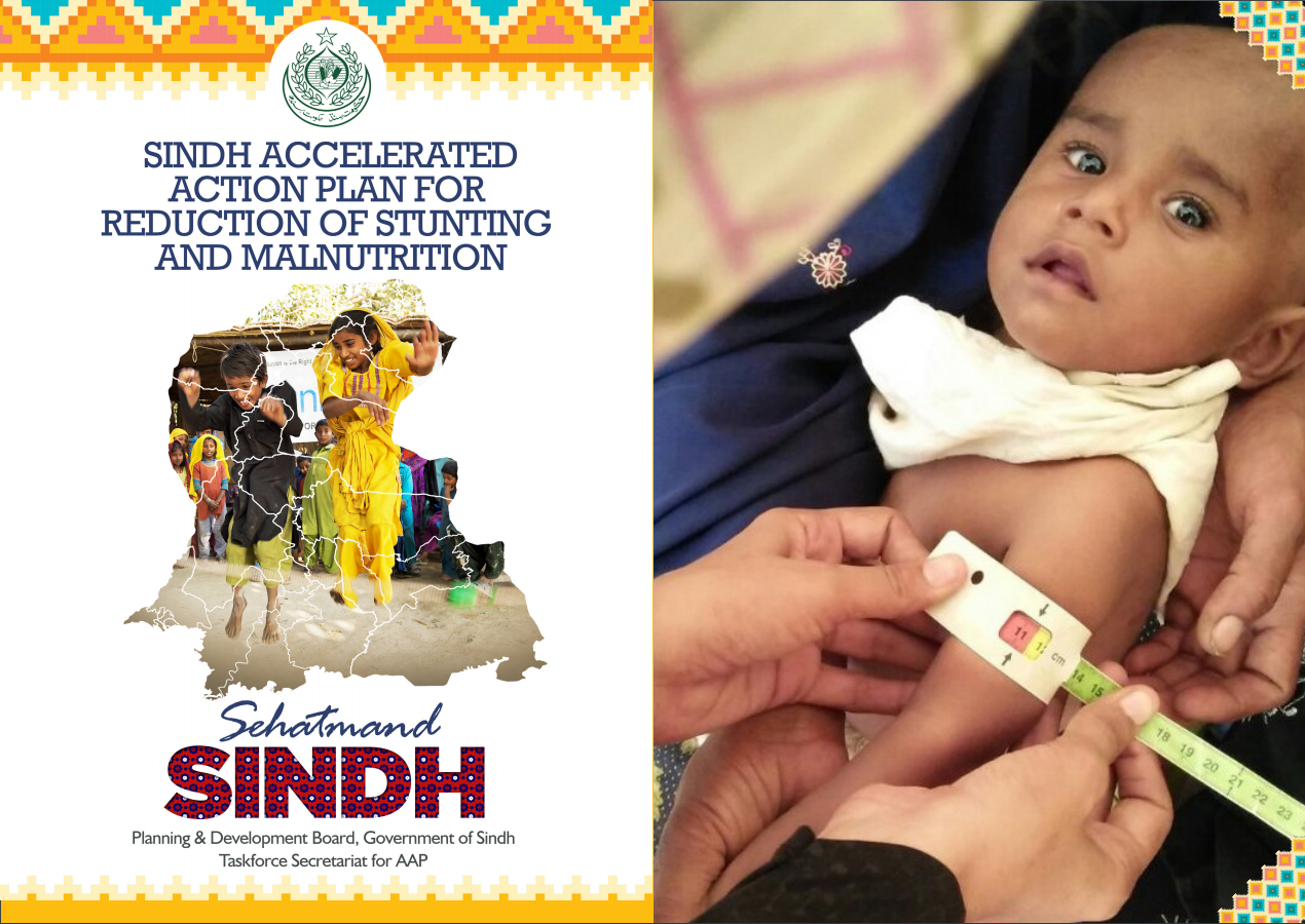 Sehatmand Sindh – Sindh Accelerated Action Plan for Reducing Malnutrition and Stunting