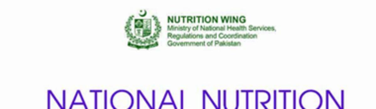 National Nutrition Survey 2018