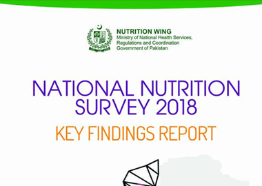 National Nutrition Survey 2018