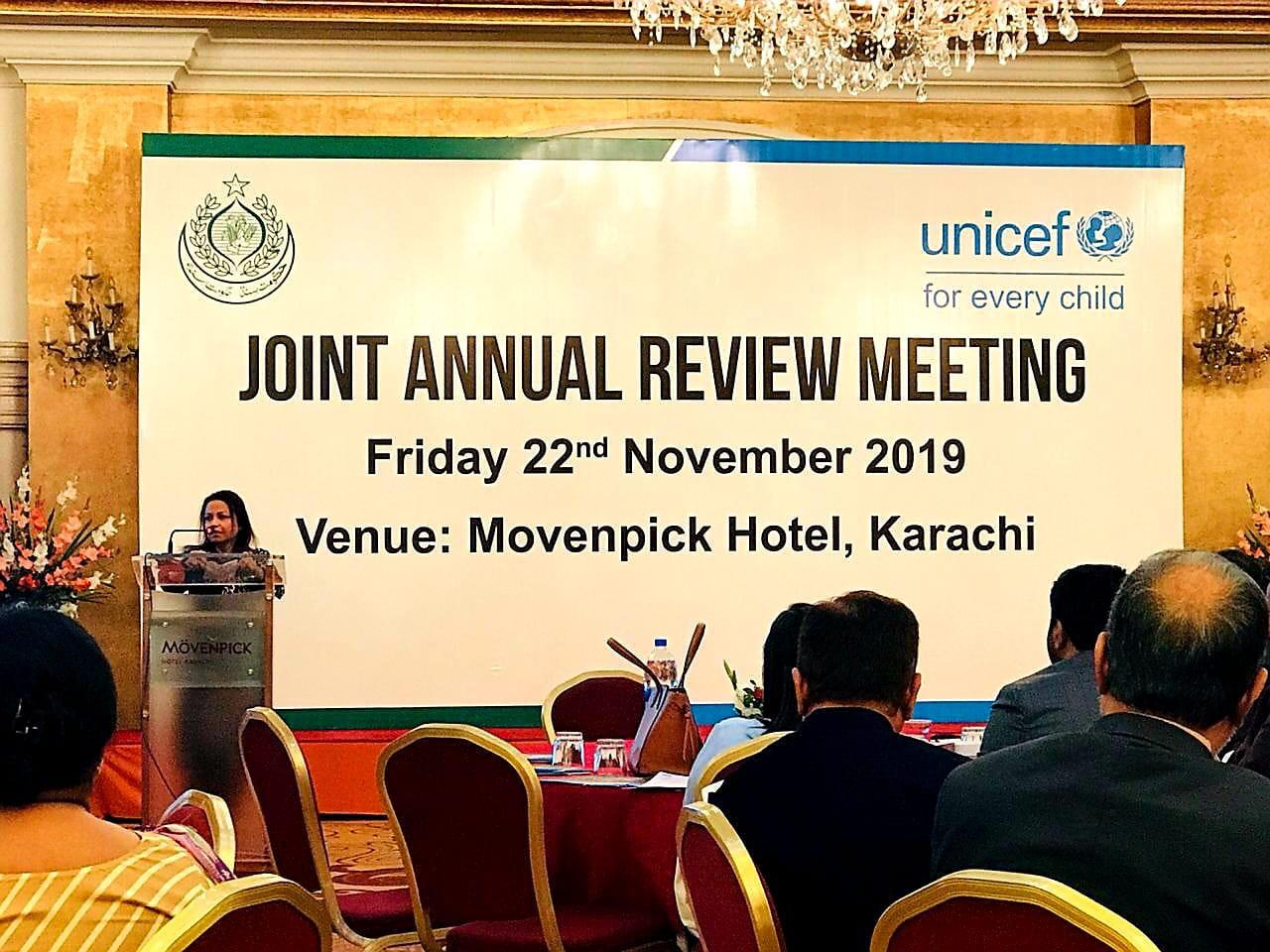 Joint Annual Review Meeting
