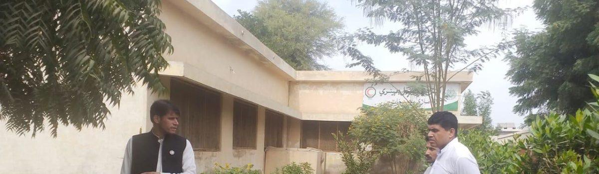 Kitchen Garden within health facilities