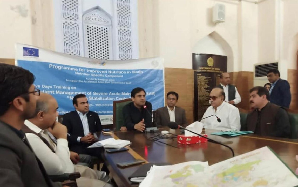 District Coordination Committee for Nutrition