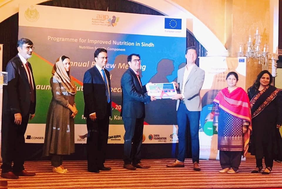 Launch of SBCC Toolkit in Sindhi and Urdu
